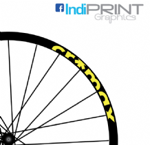 Mavic Crossmax Rim Decals